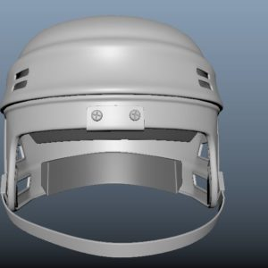 hockey-helmet-PBR-3d-model-physically-based rendering-5