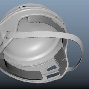 hockey-helmet-PBR-3d-model-physically-based rendering-7