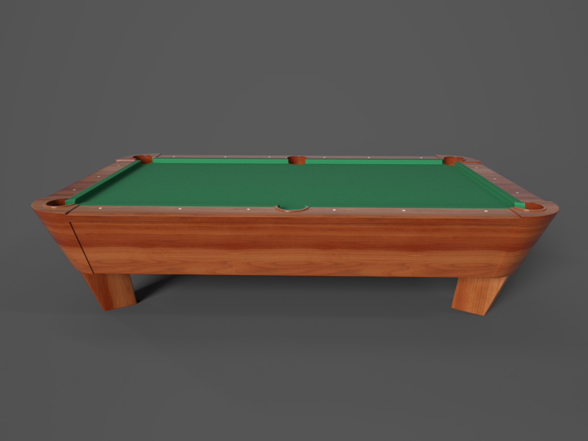 pool-table-pbr-3d-model-physically-based-rendering-2