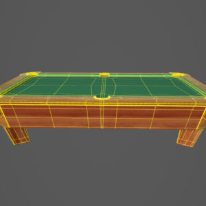pool-table-pbr-3d-model-physically-based-rendering-wireframe-2