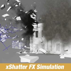 xShatter FX Simulation