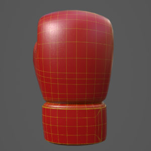 boxing-glove-pbr-3d-model-physically-based-rendering-wireframe-2