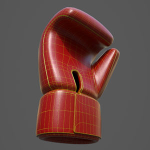 boxing-glove-pbr-3d-model-physically-based-rendering-wireframe-5