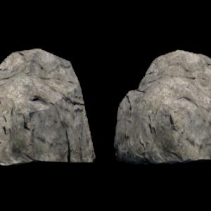 rocks-render
