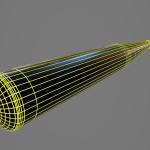 baseball-bat-pbr-3d-model-physically-based-rendering-wireframe-5