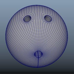 bowling-ball-pbr-3d-model-physically-based-rendering-wireframe-3