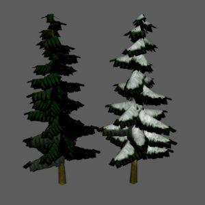 confir-trees-spring-tree-snow-tree-3d-models-2