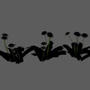 flowers-3d-models-2