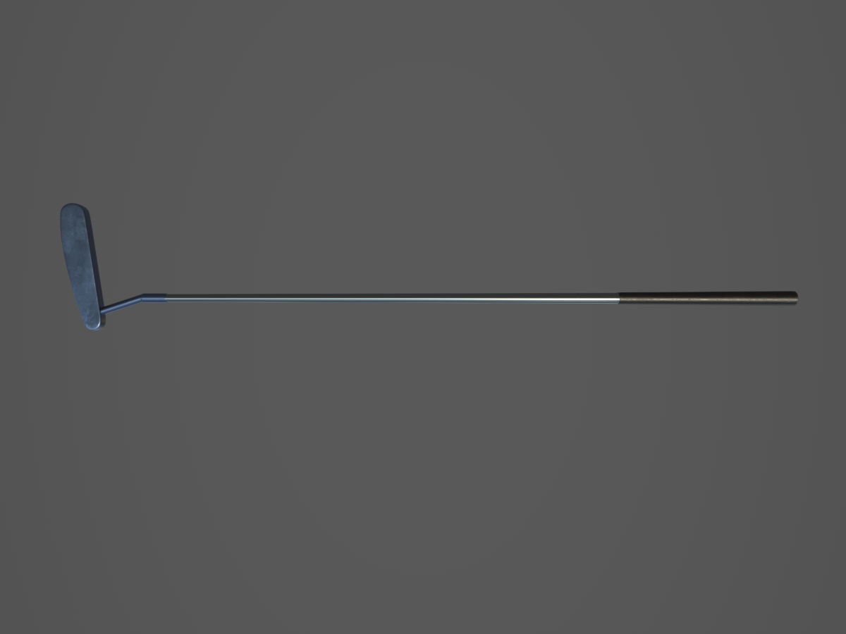 golf-putter-pbr-3d-model-physically-based-rendering-1