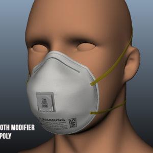 n95-respirator-face-mask-pbr-3d model-10