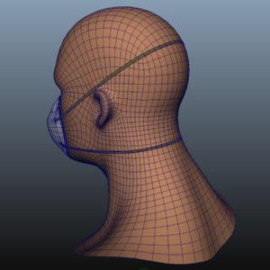 n95-respirator-face-mask-pbr-3d model-13