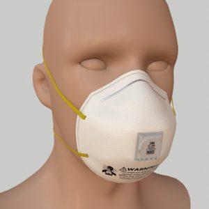 n95-respirator-face-mask-pbr-3d model-4a