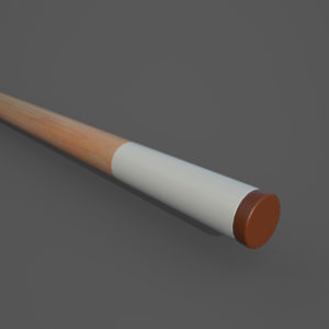 pool-stick-pbr-3d-model-physically-based-rendering-3