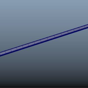 hockey-stick-puck-pbr-3d-model-physically-based-rendering-wireframe-5
