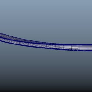 hockey-stick-puck-pbr-3d-model-physically-based-rendering-wireframe-6