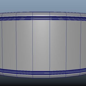 hockey-stick-puck-pbr-3d-model-physically-based-rendering-wireframe-9