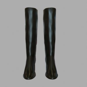 tall-leather-boots-pbr-3d-model-physically-based-rendering-1