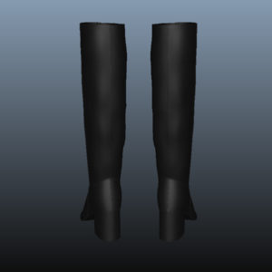tall-leather-boots-pbr-3d-model-physically-based-rendering-10
