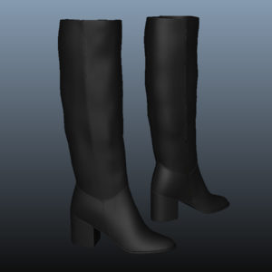 tall-leather-boots-pbr-3d-model-physically-based-rendering-11