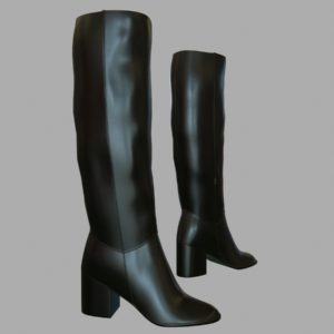 tall-leather-boots-pbr-3d-model-physically-based-rendering-4