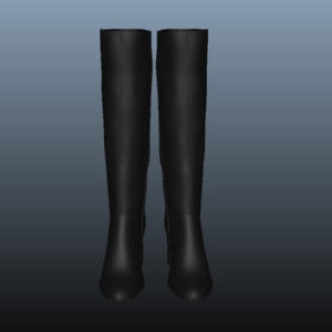 tall-leather-boots-pbr-3d-model-physically-based-rendering-8