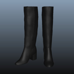 tall-leather-boots-pbr-3d-model-physically-based-rendering-9