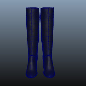 tall-leather-boots-pbr-3d-model-physically-based-rendering-wireframe-8