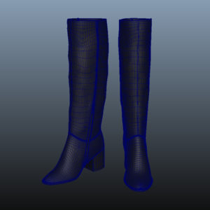 tall-leather-boots-pbr-3d-model-physically-based-rendering-wireframe-9
