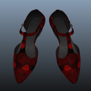 ankle-strap-flats-red-pbr-3d-model-physically-based-rendering-12