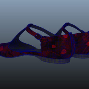 ankle-strap-flats-red-pbr-3d-model-physically-based-rendering-wireframe-10