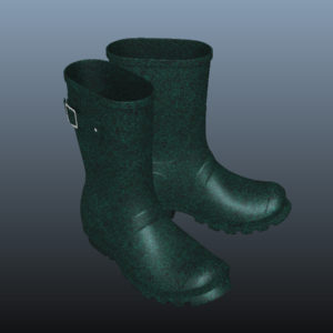 mid-calf-rain-boots-green-pbr-3d-model-physically-based-rendering-11