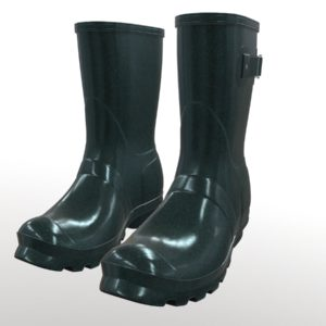 mid-calf-rain-boots-green-pbr-3d-model-physically-based-rendering-3