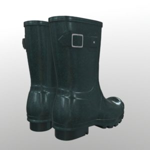 mid-calf-rain-boots-green-pbr-3d-model-physically-based-rendering-4