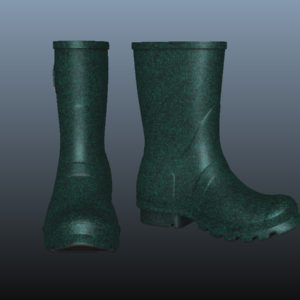 mid-calf-rain-boots-green-pbr-3d-model-physically-based-rendering-8