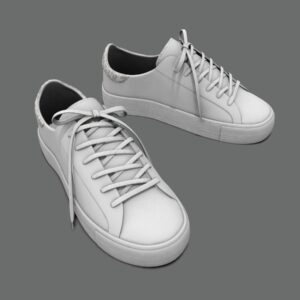 sneakers-white-pbr-3d-model-physically-based-rendering-4