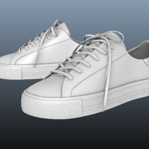 sneakers-white-pbr-3d-model-physically-based-rendering-8