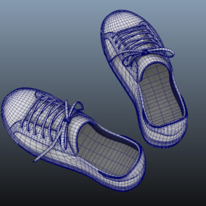 sneakers-white-pbr-3d-model-physically-based-rendering-wireframe-11