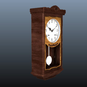 antique-pendulum-wall-clock-pbr-3d-model-physically-based-rendering-10