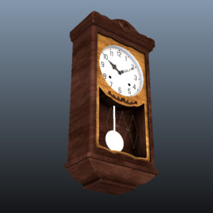 antique-pendulum-wall-clock-pbr-3d-model-physically-based-rendering-12