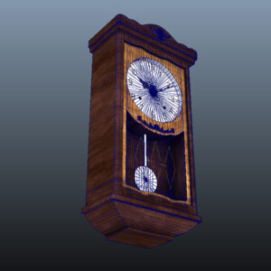antique-pendulum-wall-clock-pbr-3d-model-physically-based-rendering-wireframe-12