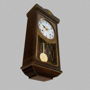 antique-pendulum-wall-clock-pbr-3d-model-physically-based-rendering-wireframe-5