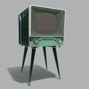 retro-television-set-pbr-3d-model-physically-based-rendering-wireframe-1