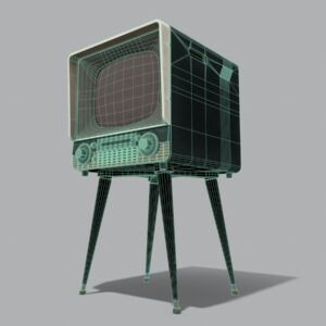 retro-television-set-pbr-3d-model-physically-based-rendering-wireframe-2