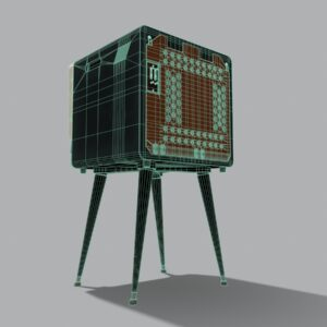 retro-television-set-pbr-3d-model-physically-based-rendering-wireframe-3