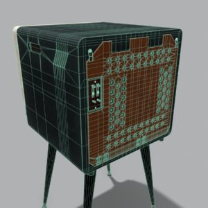retro-television-set-pbr-3d-model-physically-based-rendering-wireframe-4