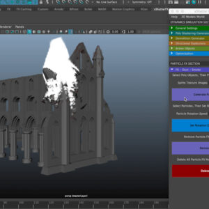 xShatter-FX-Simulation-Maya-Destruction-Dynamics-VFX-Tool-6x