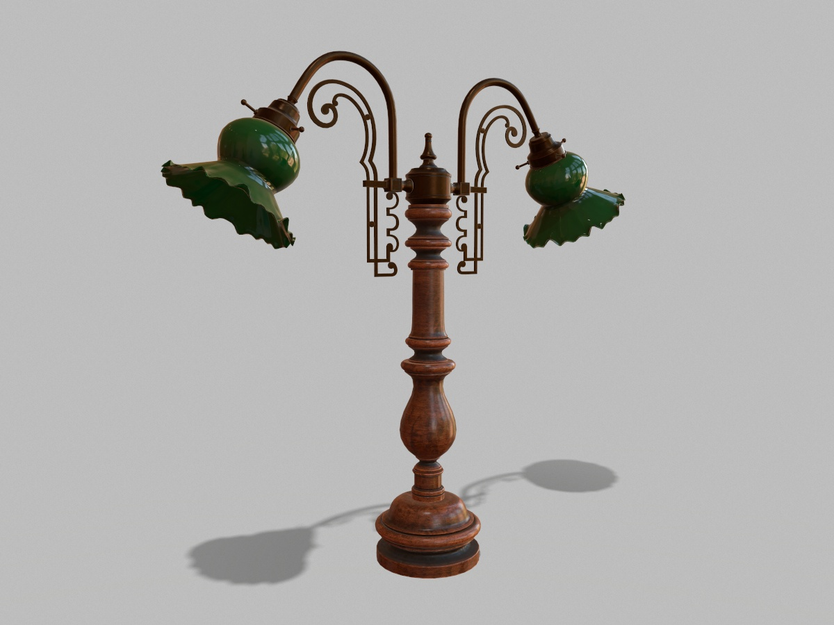 antique-green-glass-table-lamp-pbr-3d-model-physically-based-rendering-1