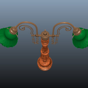 antique-green-glass-table-lamp-pbr-3d-model-physically-based-rendering-11