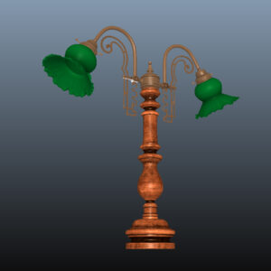 antique-green-glass-table-lamp-pbr-3d-model-physically-based-rendering-13