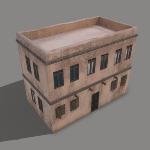 middle-eastern-old-clay-house-style1-pbr-3d-model-physically-based-rendering-3